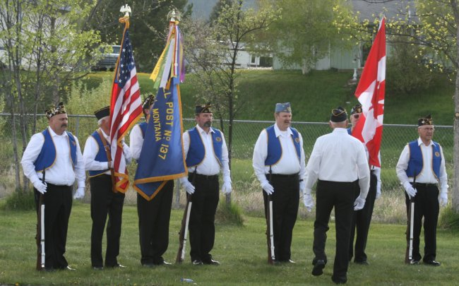 American Legion Color Guard